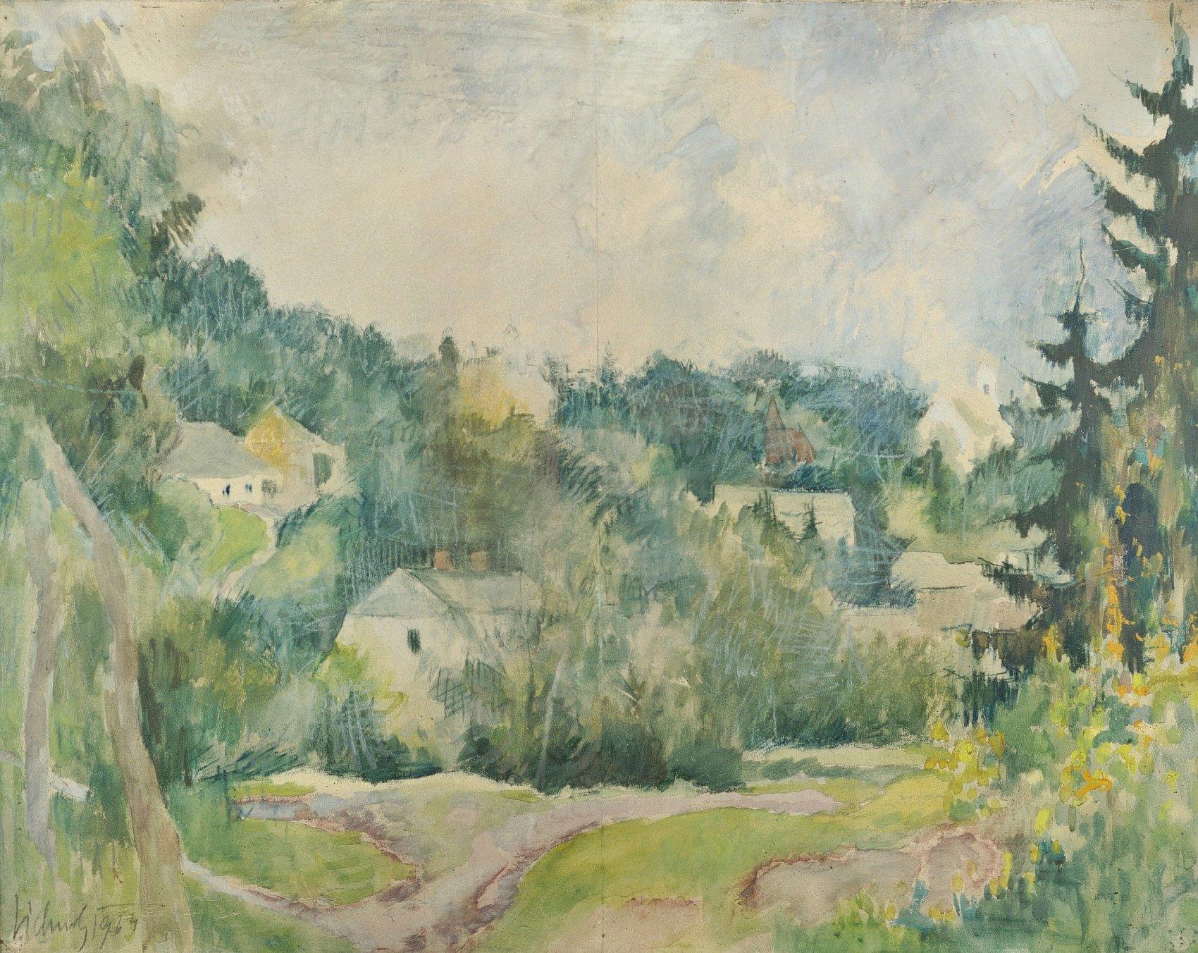 Zofijówka (Lwów) II, 1934