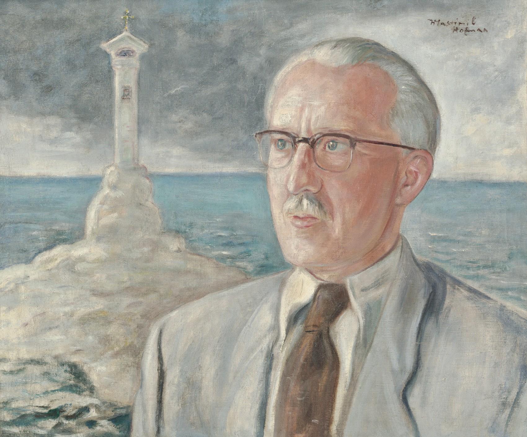 Portret Stanisława Zadęckiego