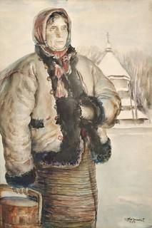 Hucułka, 1928