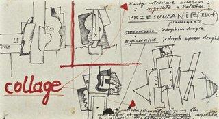 Metody kolażu i kubizmu, 1967-1968
