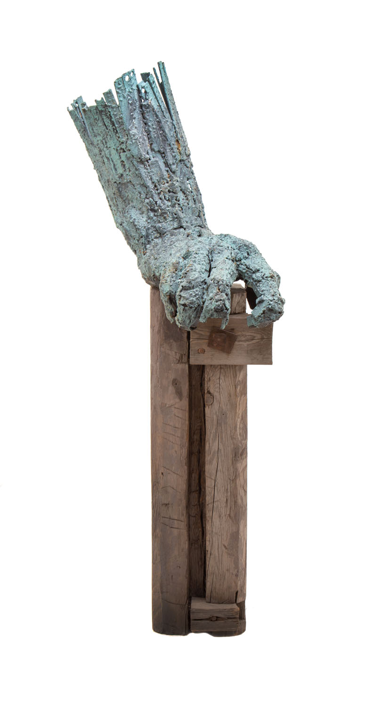 """""""Ręka"""" (""""Ręka symboliczna""""), 1955"""