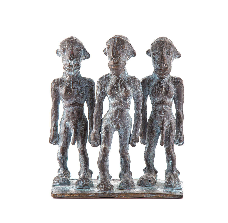 Trzy postaci, 2002