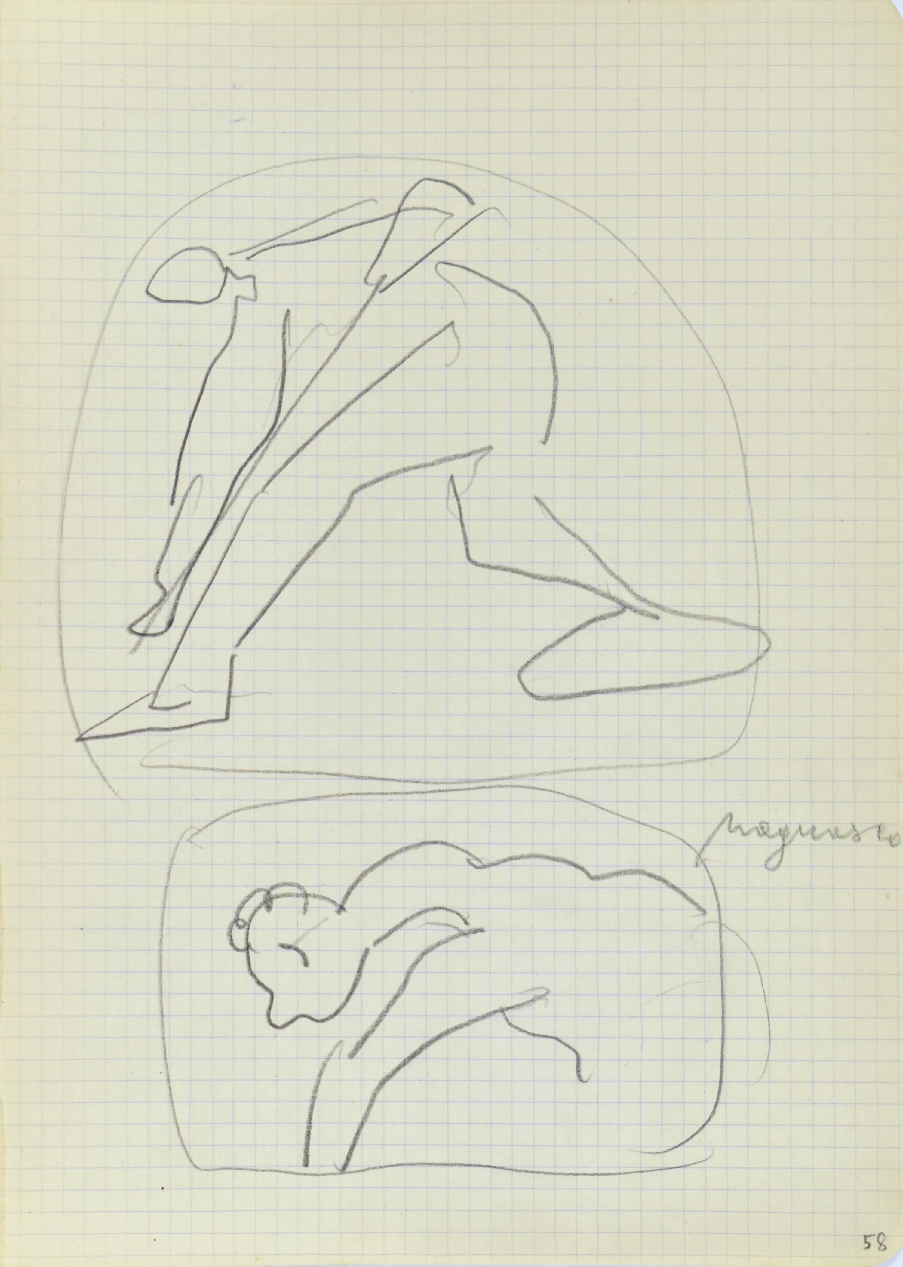 Szkice z dawnego malarstwa – Magnasco, 2 połowa 1969 r.