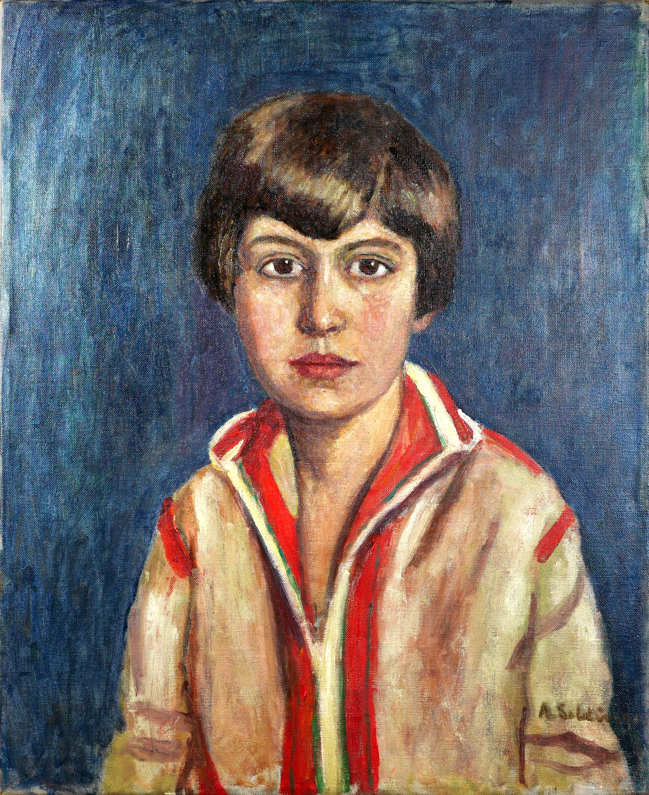 Portret dziecka, ok 1920 r.
