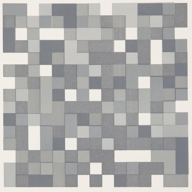 """Praca z cyklu """"Obroty"""", 1985"""
