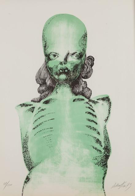 Radiogram - Portret II, 1973