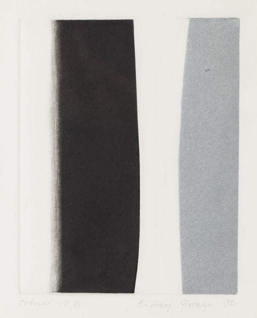 """""""Jednia"""", 1992"""