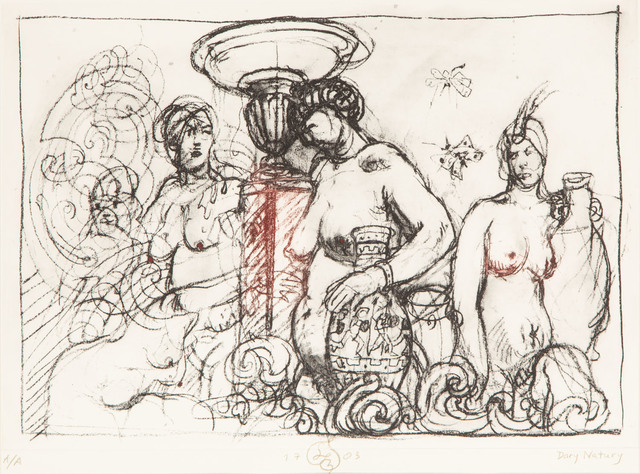 """""""Dary natury"""", 2003"""