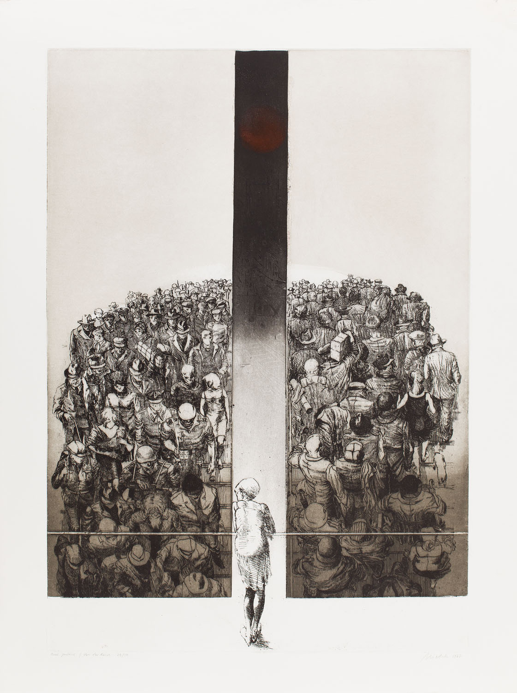 """""""Przed podróżą"""", 1967"""
