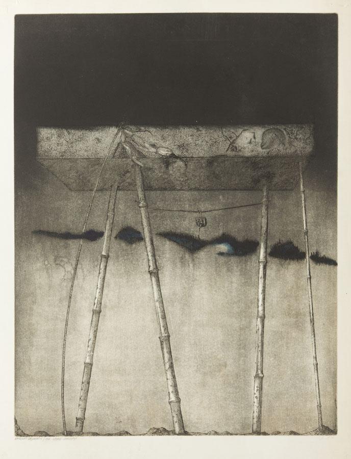 """""""Kamienny baldachim"""", 1984"""