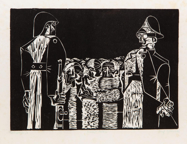 """""""Okupacja"""" I, 1957"""