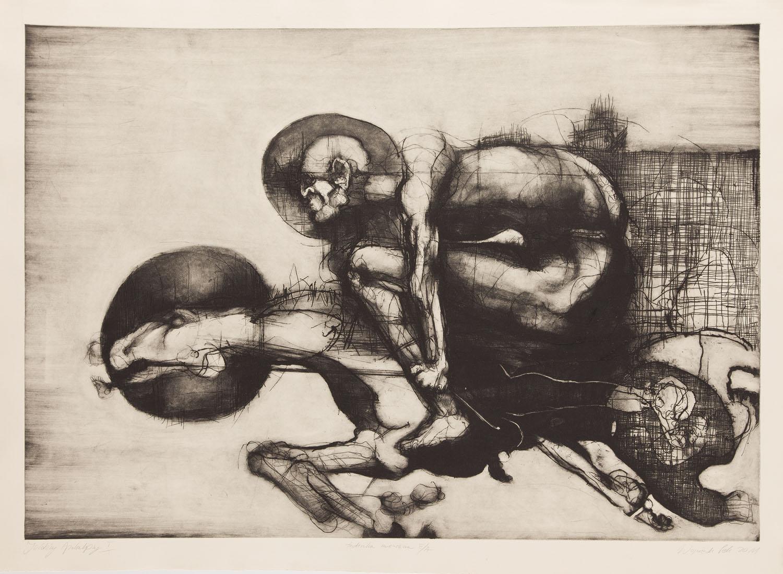"""""""Jeźdźcy Apokalipsy I"""", 2011"""