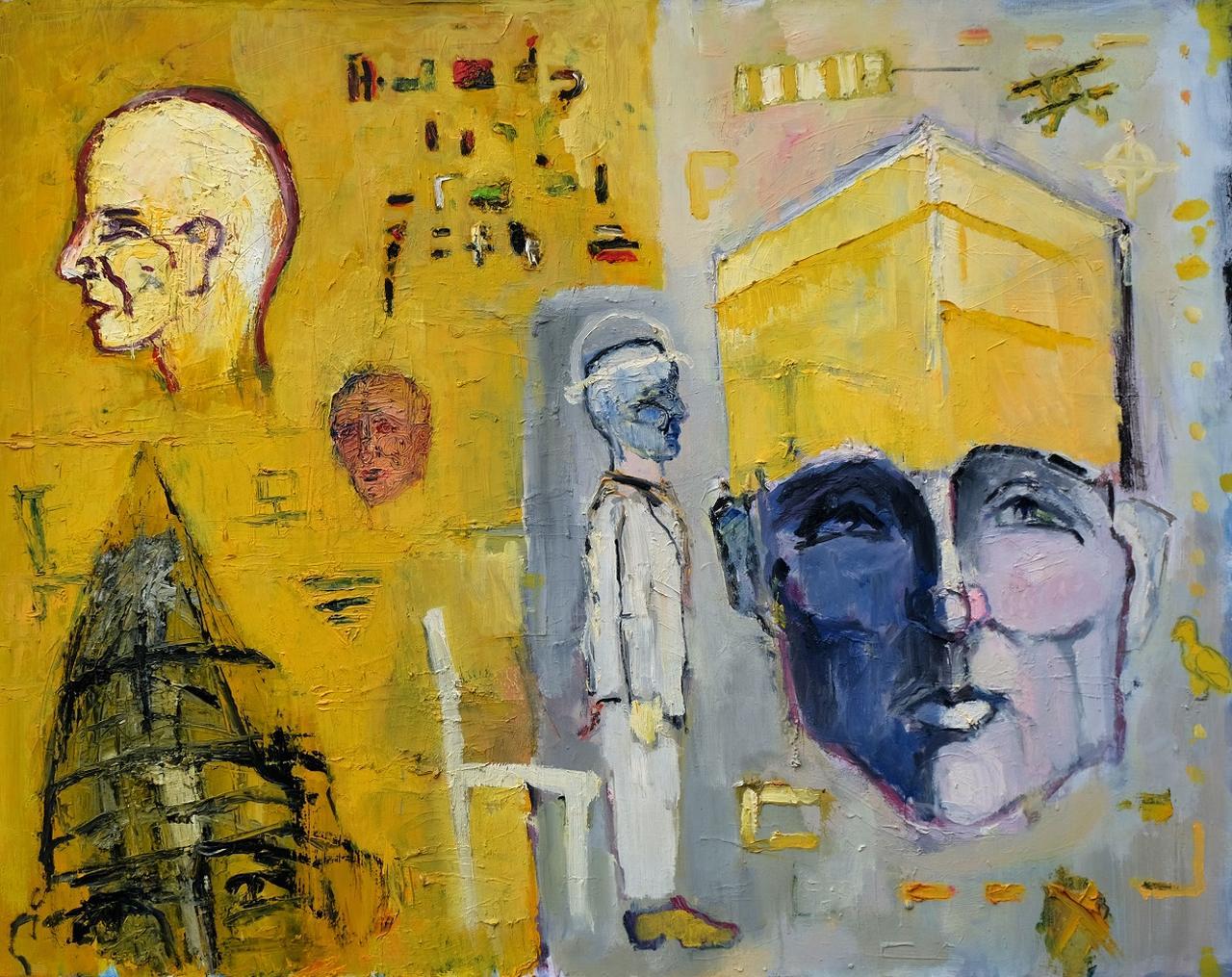 """Z cyklu """"Sytuacje"""", 2011"""