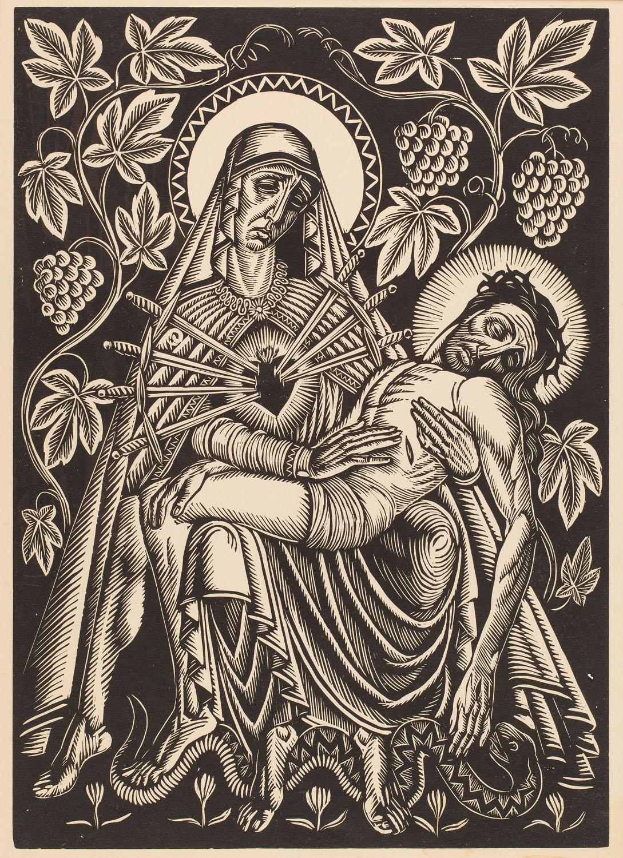 Pietà, 1928