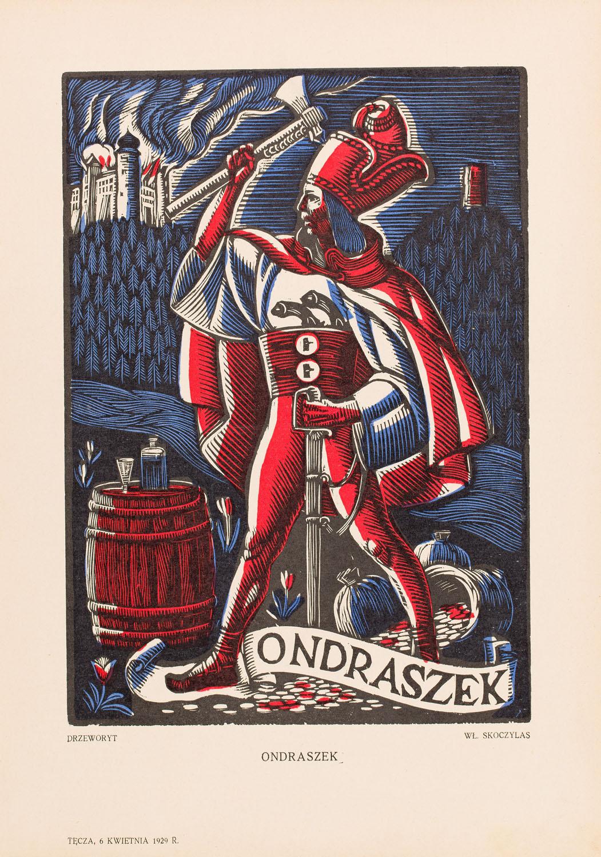 Ondraszek, 1929