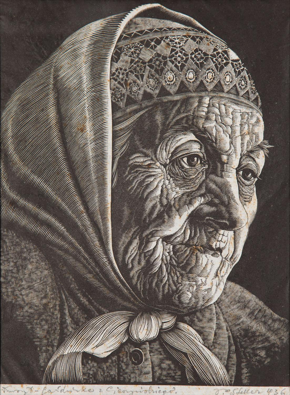 """""""Gaździnka z Cieszyńskiego"""", 1936"""