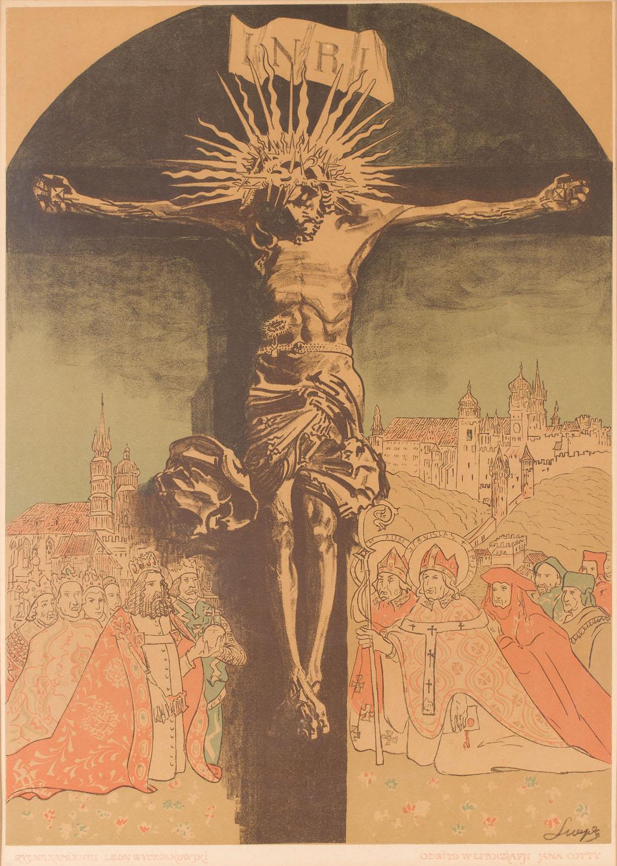 Krucyfiks, 1915