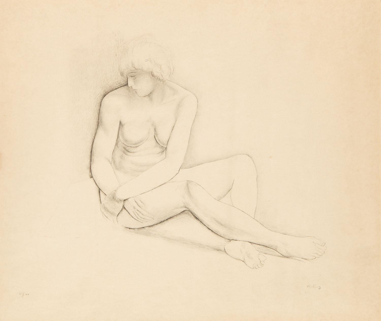 Nu Assis, 1923