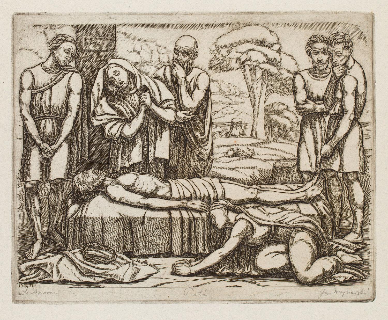 """""""Pieta"""", 1914"""