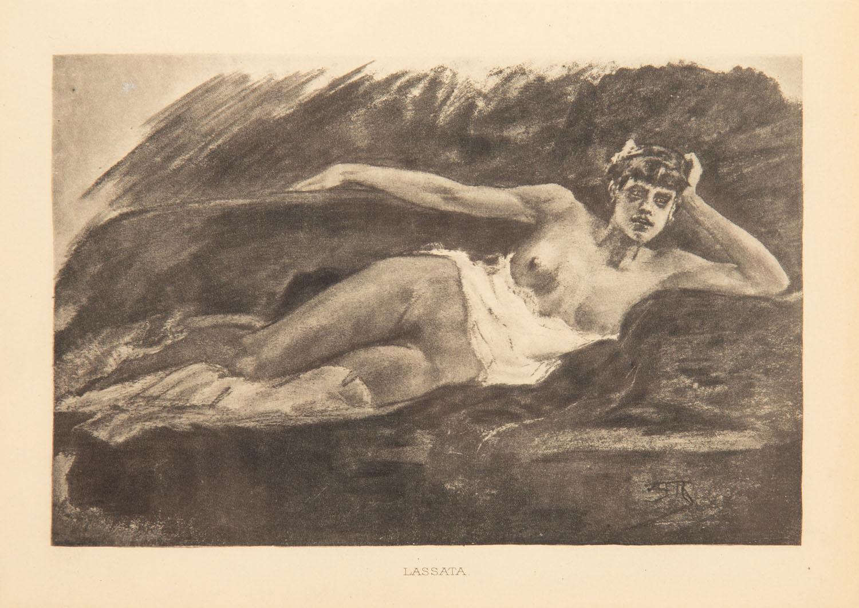 """""""LASSATA"""" (Messalina), 1889"""