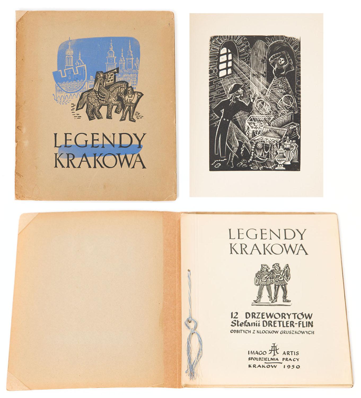 """Legendy Krakowa"", 1950"