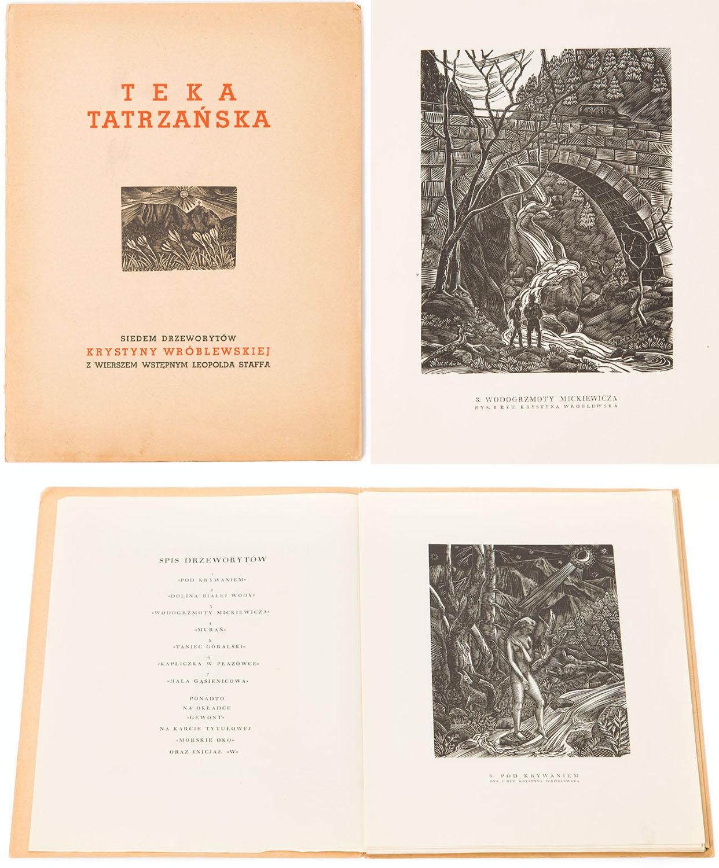 Teka Tatrzańska, 1947