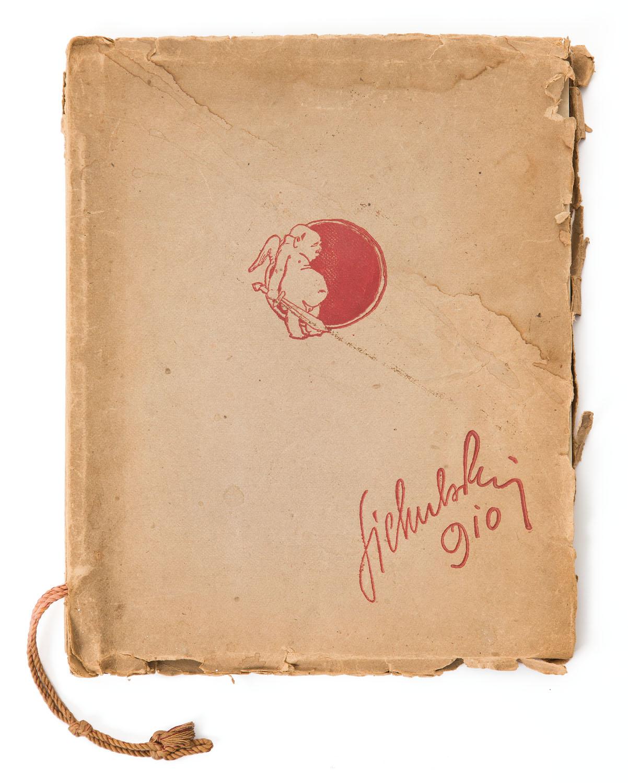 Karykatury sejmowe, 34 autolitografie, 1910