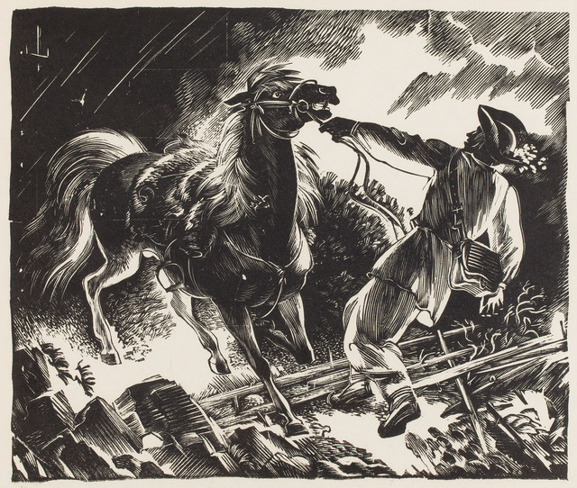 Burza, 1935