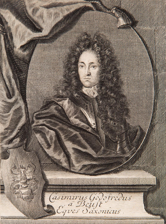 Casimir Gottfried von Beust