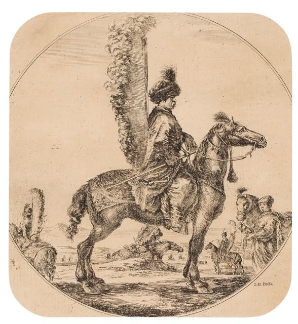 Husarz, około1651