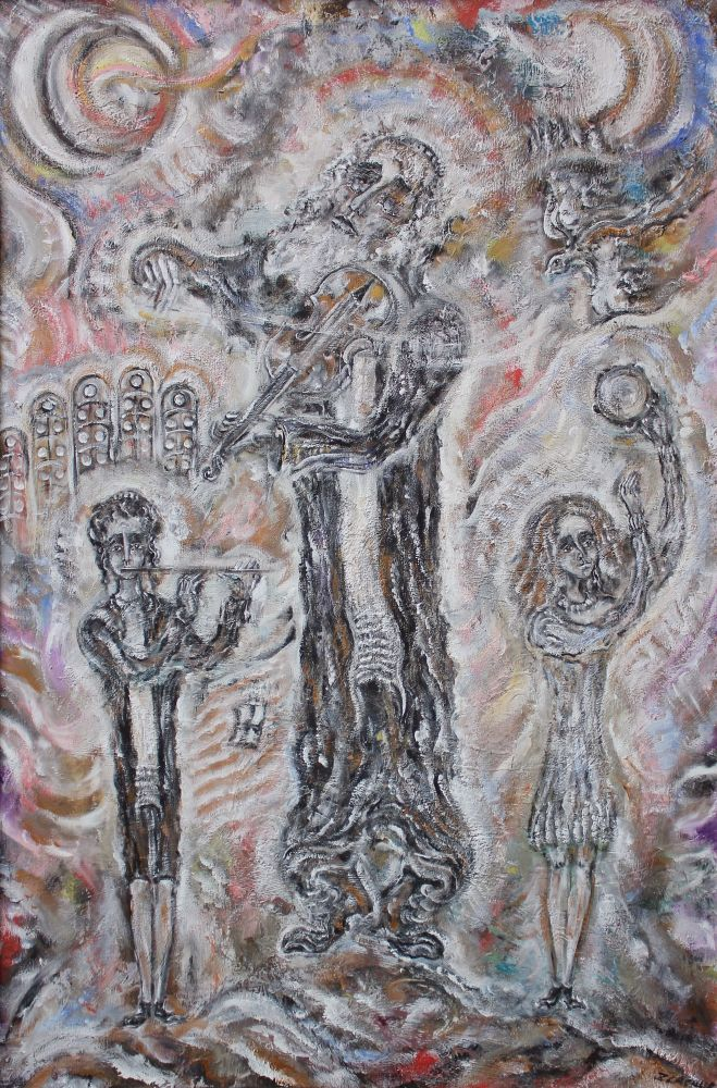 """Muzyka z cyklu """"Judaica"""" (1988-89)"""