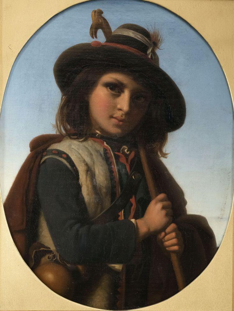 Włoski pastuszek (1856)