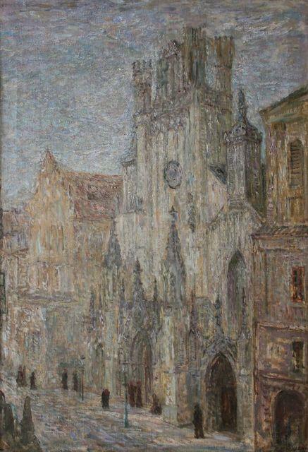 Katedra św. Jana w Warszawie (przed 1939)