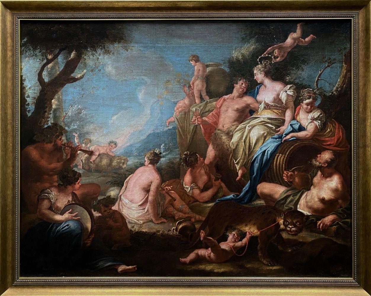 Bachus i Ariadna