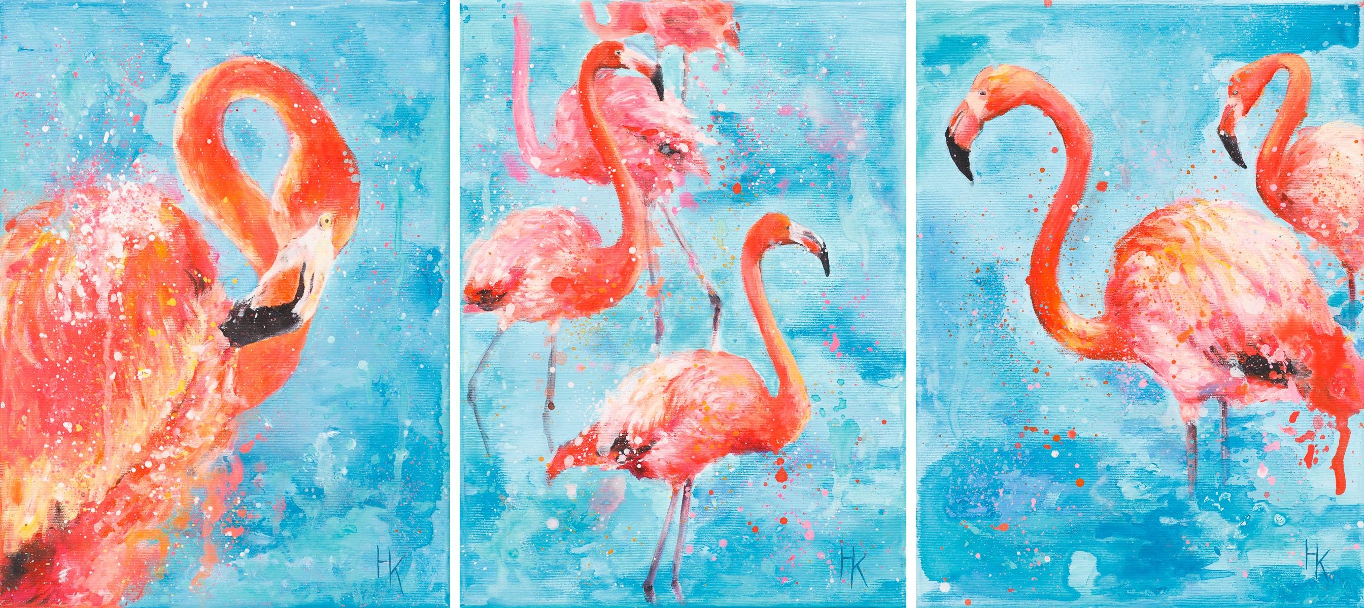 Flamingos, 2019