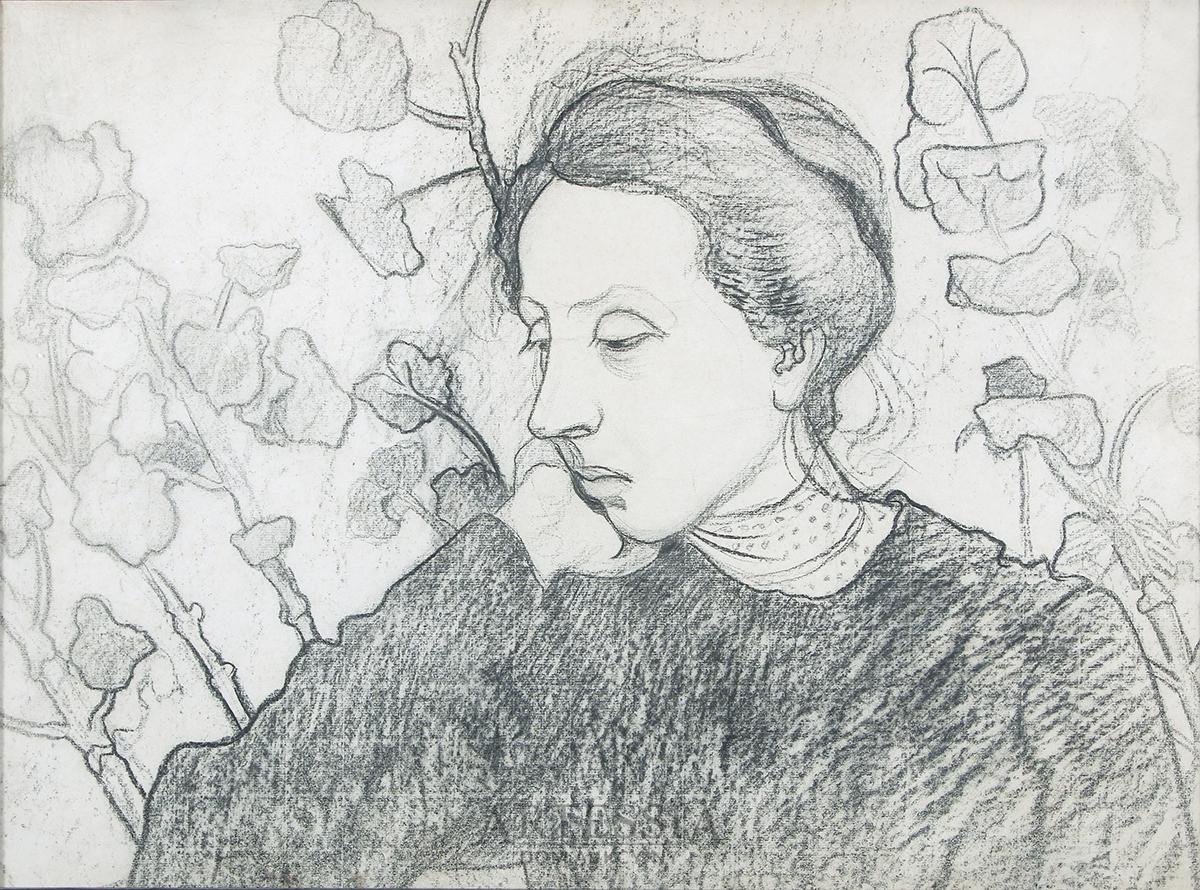 Portret Elizy Mogilnickiej, 1905