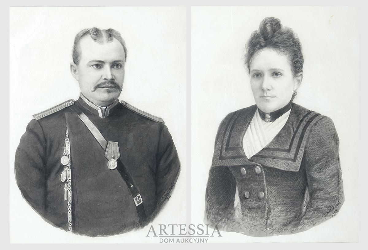 Para portretów, 1903