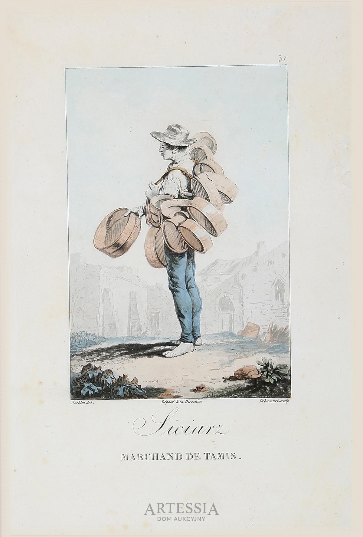 Siciarz, 1817