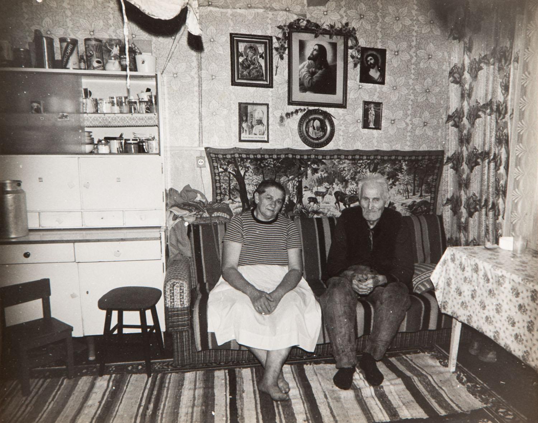 """""""Zapis socjologiczny, Biały Dunajec"""", 1984"""