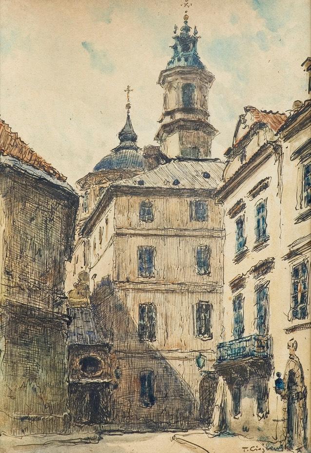 Warszawa – widok na Stare Miasto