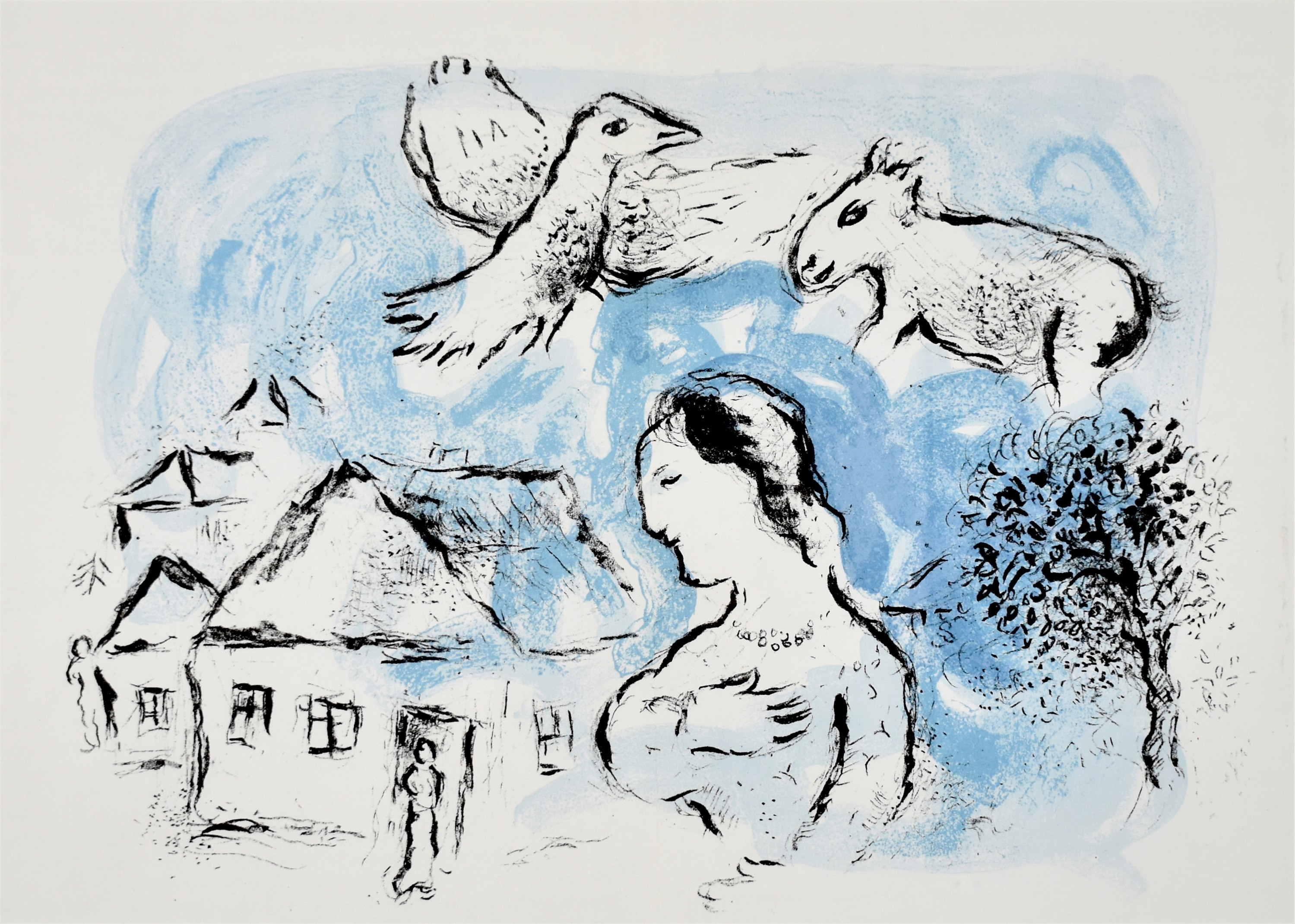 Wioska (Le Village), 1977