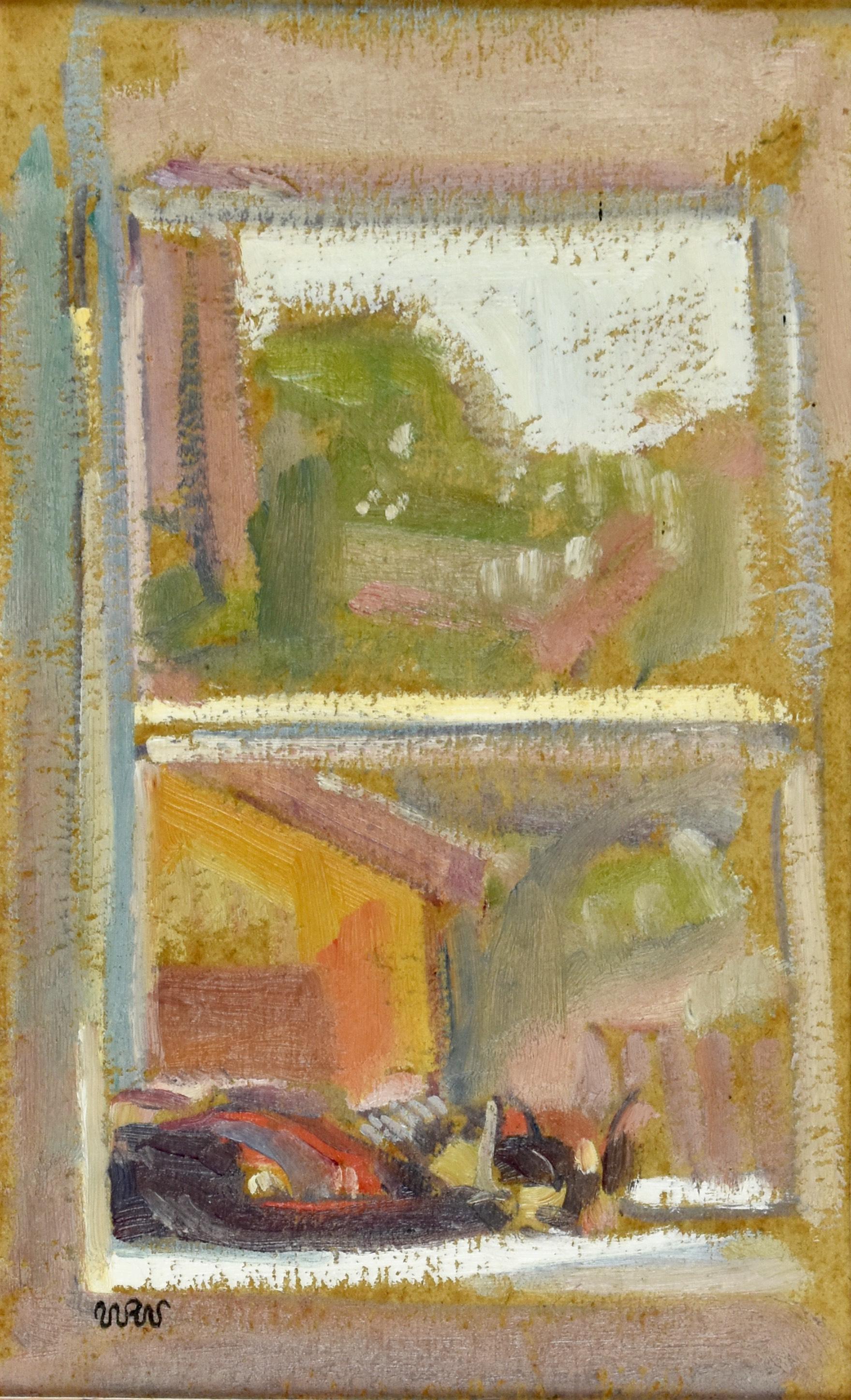 Widok z okna, 1906