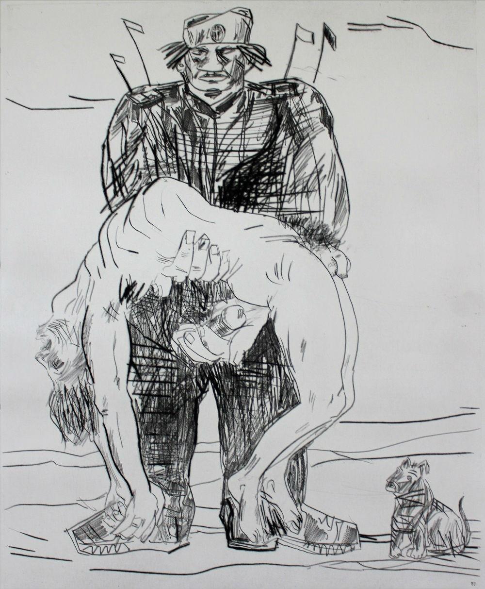 Pielęgniarz, 1985 r.