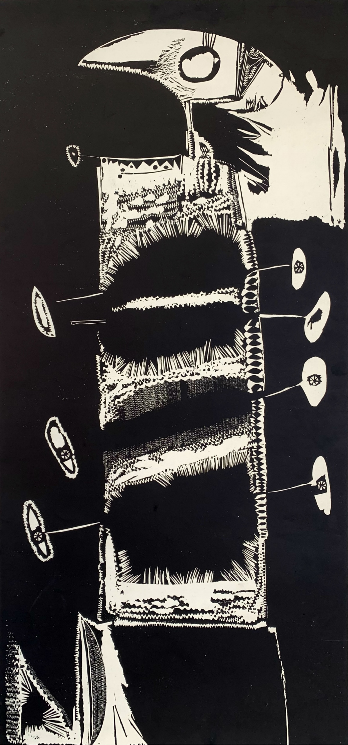 Ptaszyca, 1962 r.