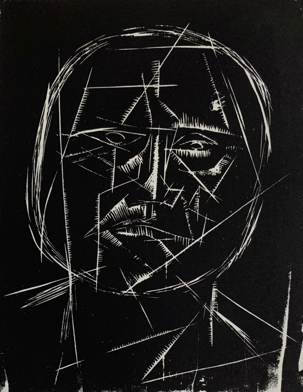 Autoportret, 1953/1993 r.