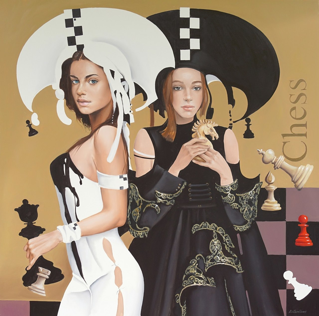 Chess Girls, 2020