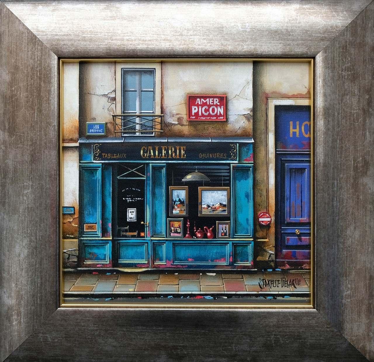 Galerie, 2020