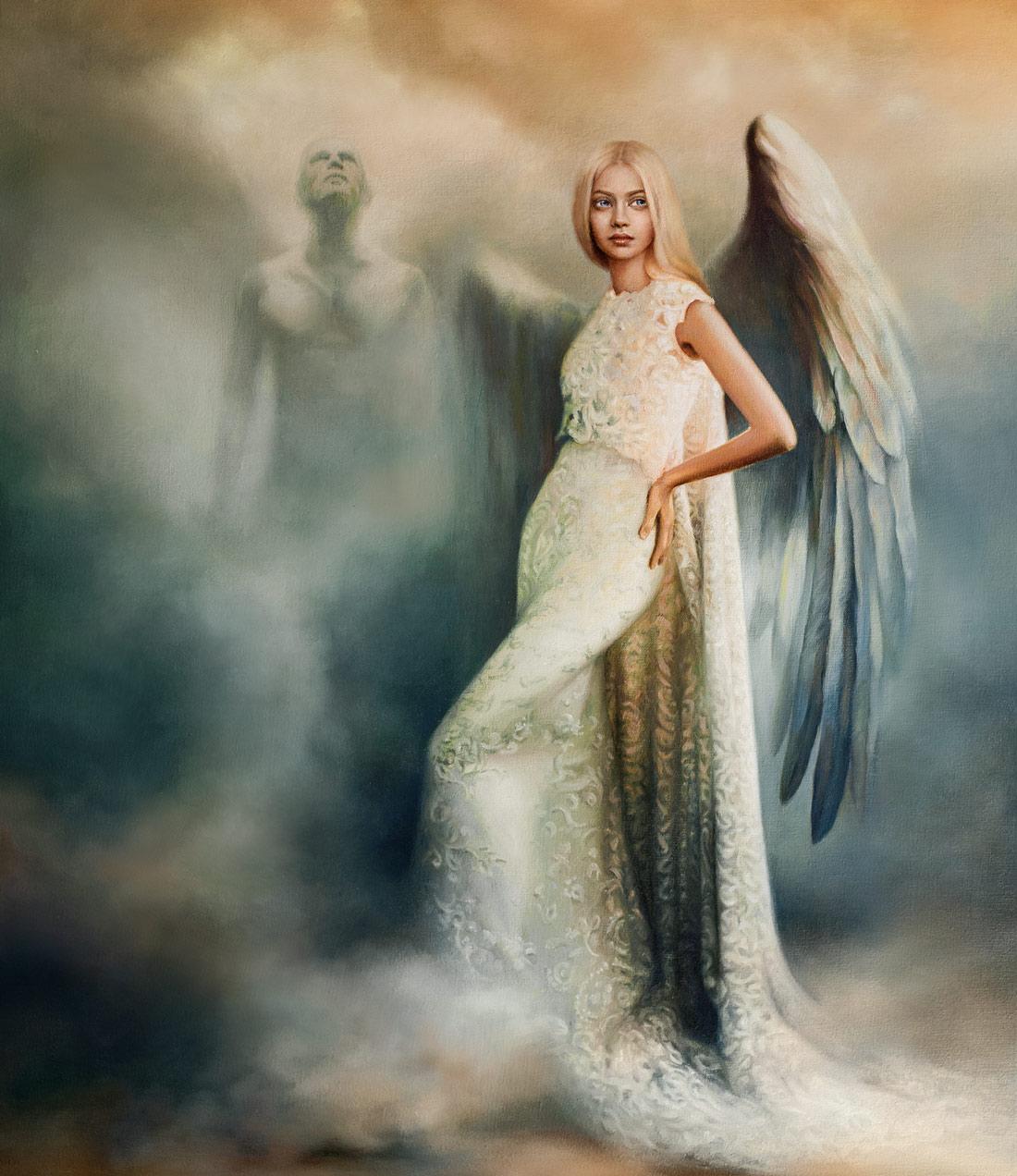 Wyniosła anielica, 2020