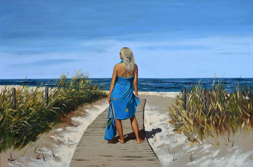 Idealny dzień na plażę, 2020 r.