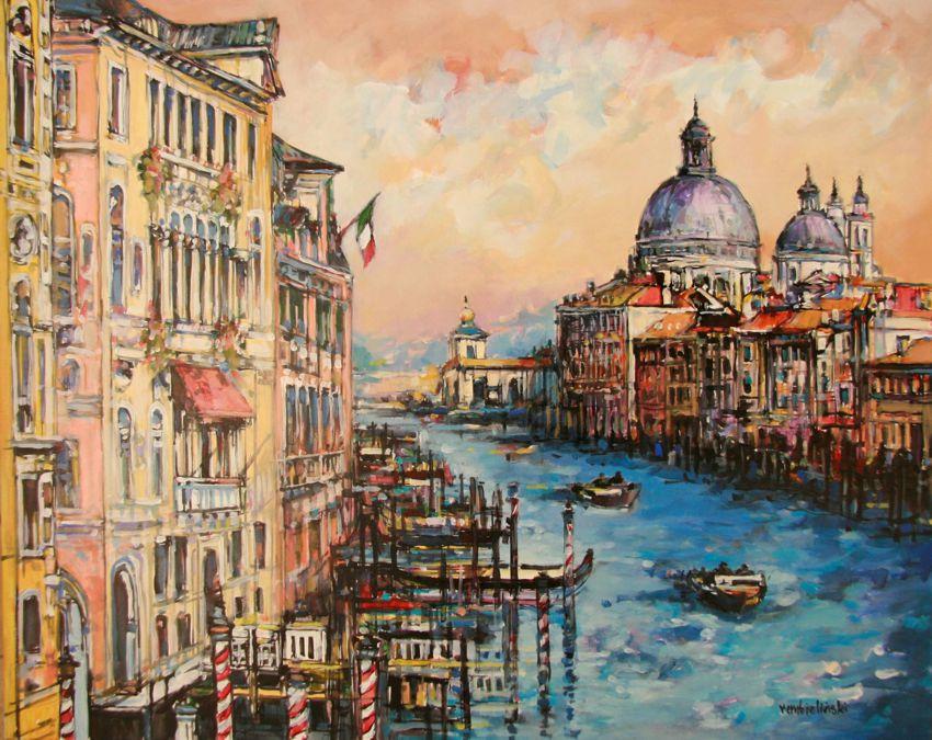 La musica di Venezia – Canal Grande, 2019 r.